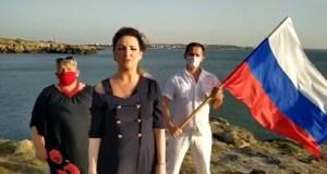 «Сильная Конституция – сильная страна!» - патриотический марафон в Крыму