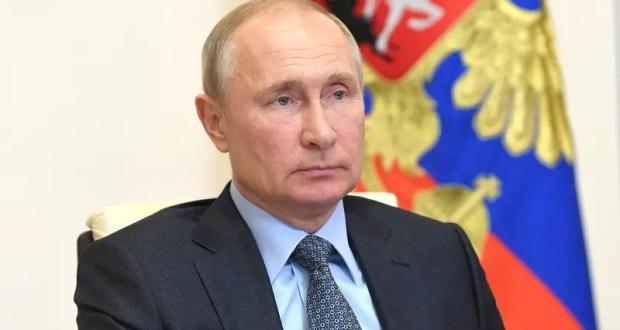 Владимир Путин обратится к россиянам по вопросу поправок в Конституцию
