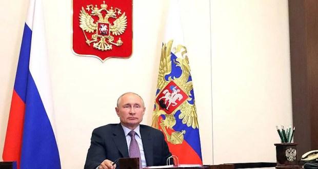 СМИ: 29 июня Президент снова обратится к гражданам России