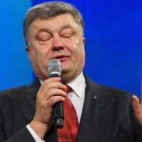 И тут «проснулся» Порошенко и заявил: у Украины «есть шанс вернуть Крым»