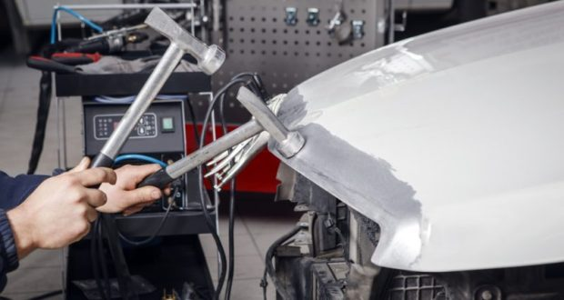 Профессиональный кузовной ремонт