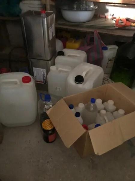 Жительница Сакского района организовала подпольную нарколабораторию