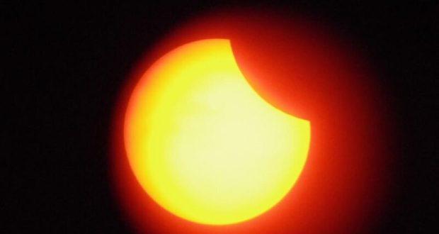 Севастопольцы смогут 21 июня наблюдать частичное солнечное затмение