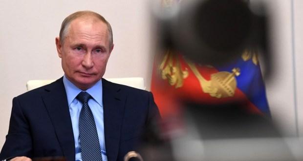 """Владимир Путин: Россия """"не приобретала Крым"""", решение было принято на референдуме"""