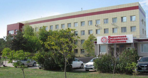 Четыре отделения больницы в Евпатории превращены в обсерваторы. Подробности новых заражений в Крыму