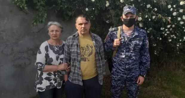 Сотрудники Росгвардии в Севастополе разыскали пропавшего мужчину, страдавшего амнезией