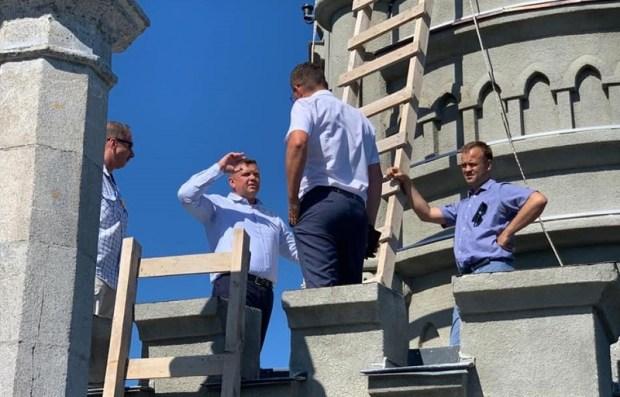 Крымские власти расторгли договор с подрядчиком, реставрировавшим Воронцовский дворец