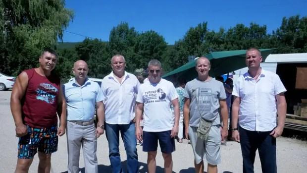 Июльская страда севастопольского «Добровольца»