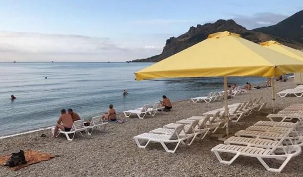 Что показала проверка пляжей в Коктебеле и Орджоникидзе