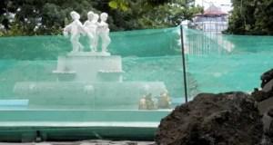Комсомольский парк им. Марии Байды в Севастополе осветят десятками фонарей