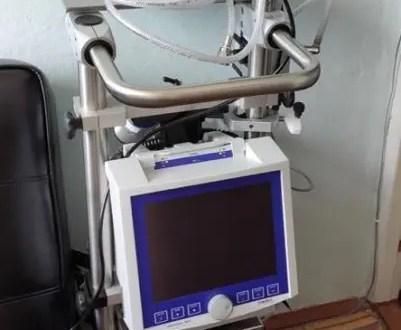 В севастопольской городской больнице №9 теперь есть аппарат экстракорпоральной мембранной оксигенации