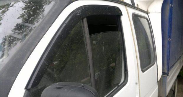 «ГАЗель» без присмотра, окно приоткрыто, ну как не обокрасть? Случай в Симферополе