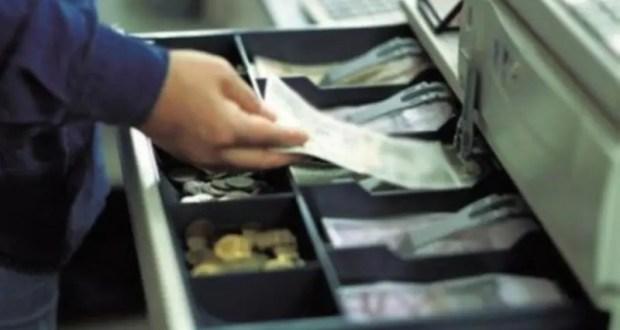 В Ялте полицейские «по горячим следам» задержали подозреваемого в краже денег из кассы магазина