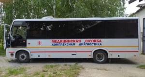 В Красногвардейском районе Крыма работают мобильные бригады медиков