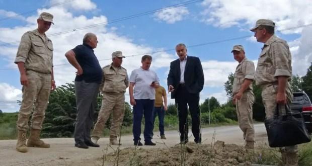 На днях в Симферополь поступят первые 15 тысяч кубометров воды из Тайганского водохранилища