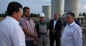 Премьер Крыма - об экологии в Армянске