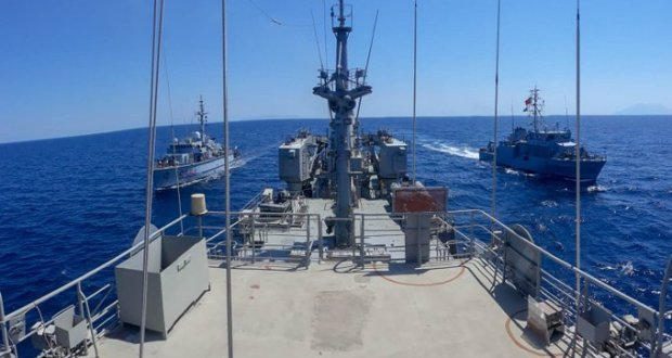 В Черное море вошли сразу три корабля НАТО