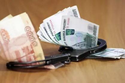 В Республике Крым сотрудник полиции обвиняется в получении взятки