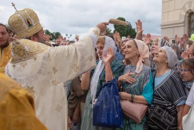 В Севастополе отметили День Крещения Руси