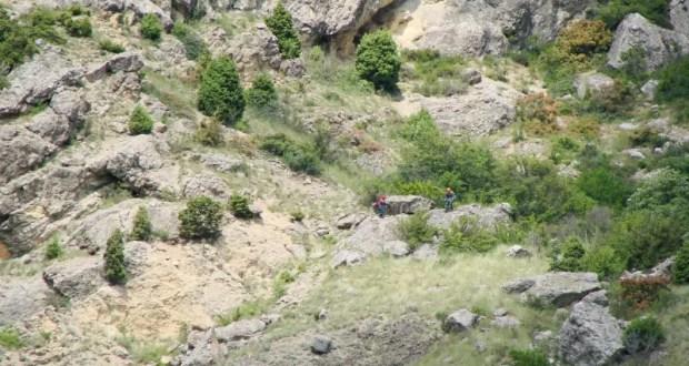 На склоне горы Чатыр-Даг стало плохо туристу-одиночке