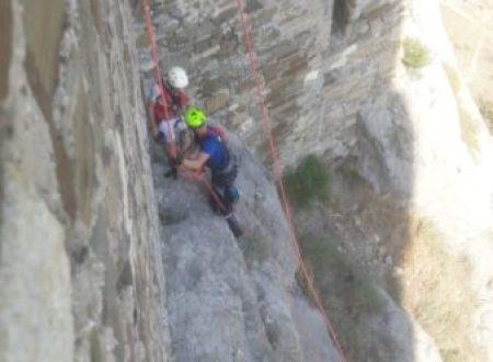 Происшествие в заповеднике «Генуэзская крепость»: мужчина залез на гору, да там и остался