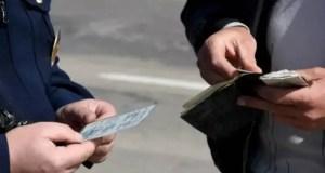 В Крыму будут судить за взятки бывшего инспектора ГИБДД