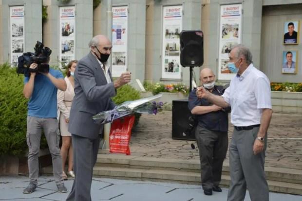 Симферопольскому заводу «Фиолент» исполнилось 107 лет