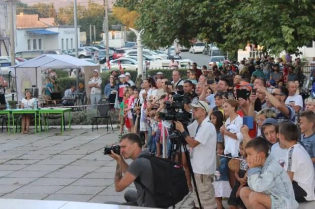 """В Байдарской долине прошел фестиваль """"Крымская жара"""". Было зрелищно и жарко!"""