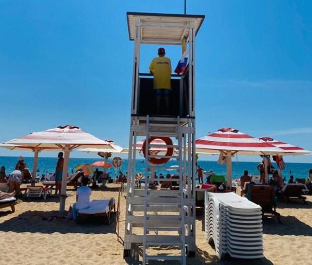 Очередная проверка пляжей в Крыму: проинспектированы 35 пляжей в Алуште и 26 в Евпатории