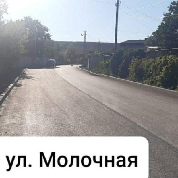В Симферополе и Симферопольском районе начали сдавать дорожные объекты