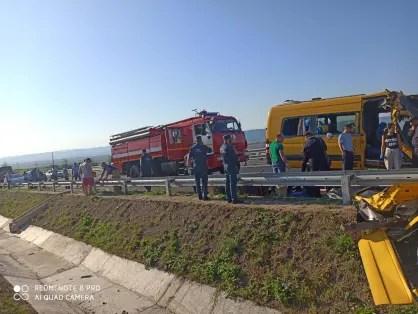 Задержан организатор пассажирской перевозки, которая обернулась гибелью людей на трассе «Таврида»