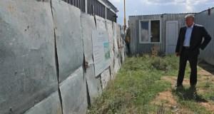 Глава Крыма Сергей Аксёнов проверил стройобъекты в Симферопольском районе. Говорит - вопросы есть