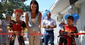 В поселке Мирный, на западе Крыма открылась детская школа искусств