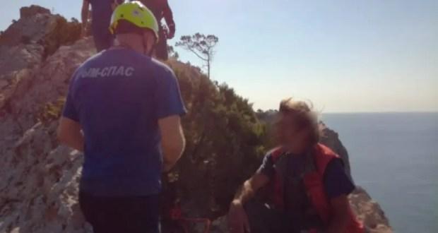 В Судаке мужчина забрался на высоту 150 метров над уровнем моря и... сильно испугался