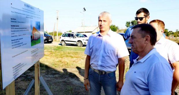 50 объектов строительной сферы в Ленинском районе Крыма должны освоить 500 млн рублей