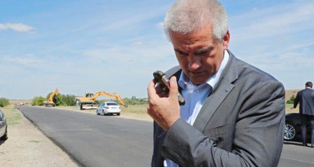 Сергей Аксёнов посетил Советский район Крыма