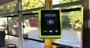 В Крыму предоставляют скидки при оплате проезда в общественном транспорте «безналом» (карточкой)