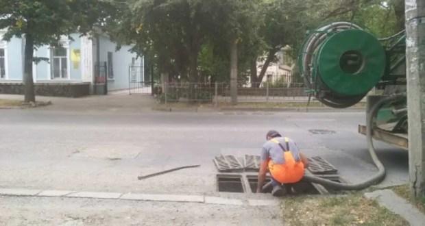 Содержание улично-дорожной сети Симферополя – по графику