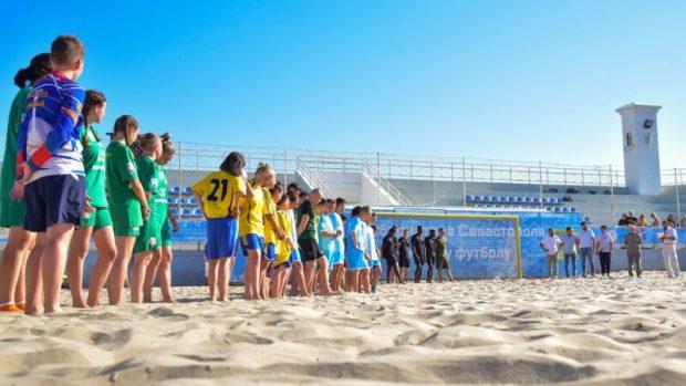 Определились победители Кубка губернатора Севастополя по пляжному футболу-2020