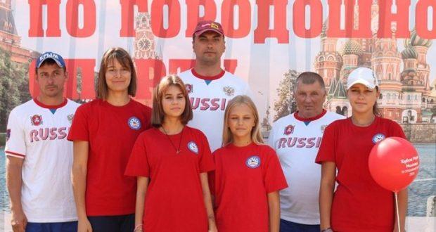 Крымчане - в лидерах Кубка мэра Москвы по городошному спорту