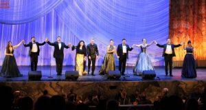 В Севастополе завершился IV Международный фестиваль оперы и балета «Херсонес»