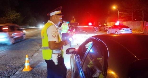 На выходных в Ялте ловили пьяных за рулем. «Улов» - 8 нерадивых водителей