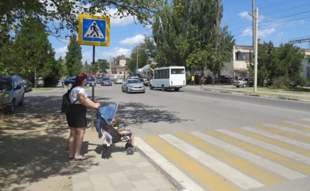 """В Керчи подвели итоги мероприятия """"Пешеход. Пешеходный переход"""""""