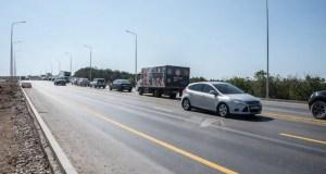 Полностью Камышовое шоссе в Севастополе в эксплуатацию обещают сдать до конца года