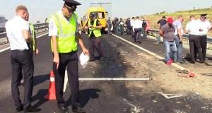 Первые итоги следствия по делу о ДТП на трассе «Таврида», унесшем 9 жизней