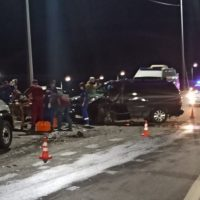 Трое скончались на месте аварии. Ночное ДТП в Симферополе