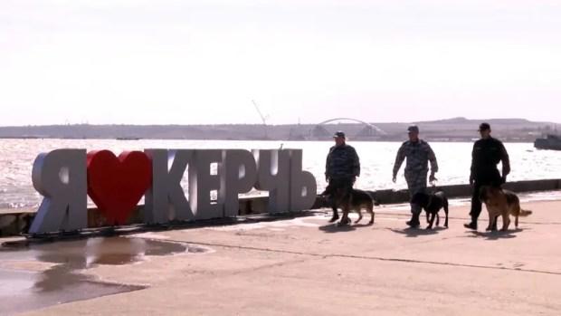 Полиция в рамках комплексной операции «Курорт» «отработала» Керчь