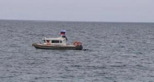 Двоих детей спасли в море, в районе мыса Фиолент