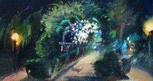 """В Ялте анонсируют выставку живописи Анны Быковой """"Город Я."""""""