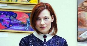 В «Артеке» художница Натан представила коллекцию картин о блокадном Ленинграде